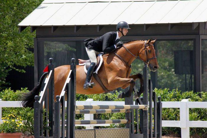 Centenary Equine Studies Grad Begins Lucrative Career At