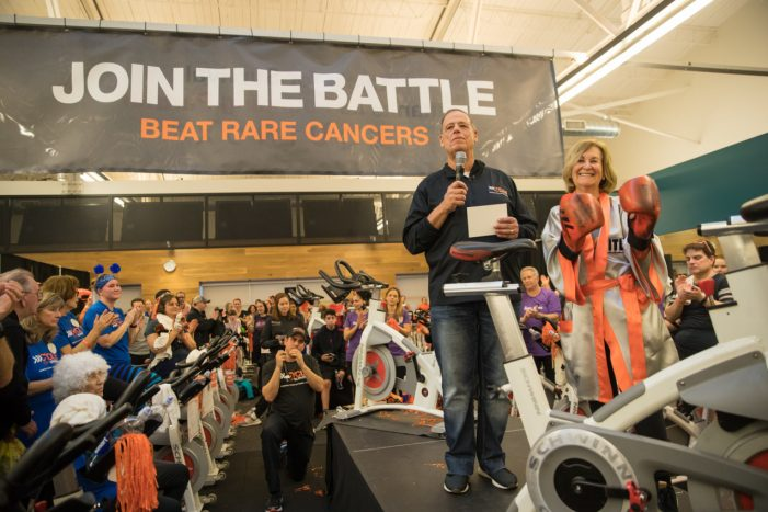 Cycle for Survival Battles Still Against Rare Cancers