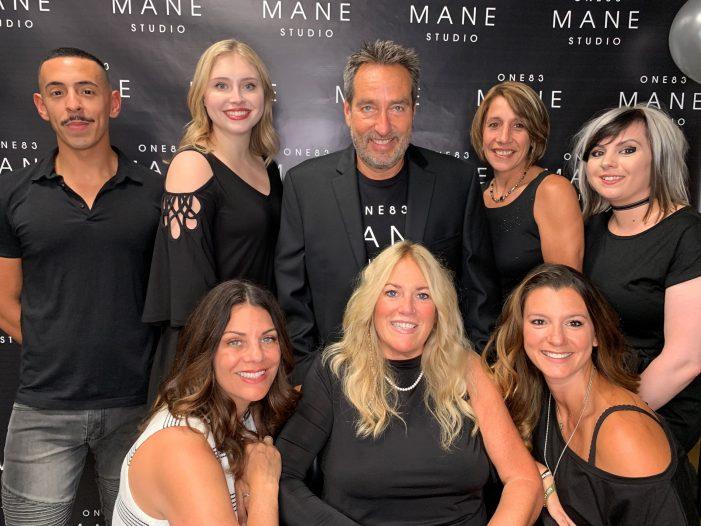 183 Mane Studio Celebrates Re-Opening