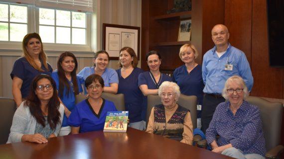 Hackettstown's Heath Village Inspires Staff with English Language Program