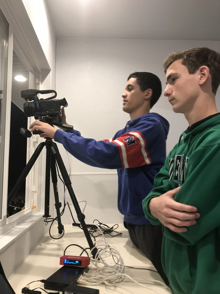 For 30 Years, Roxbury High School Has Delivered Student-Produced Content