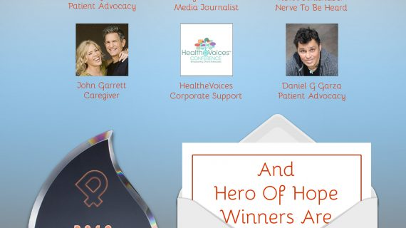 International Pain Foundation Announces Our 2019 Hero of Hope Award Winners, New View Media Group Editor Among Those to Be Honored