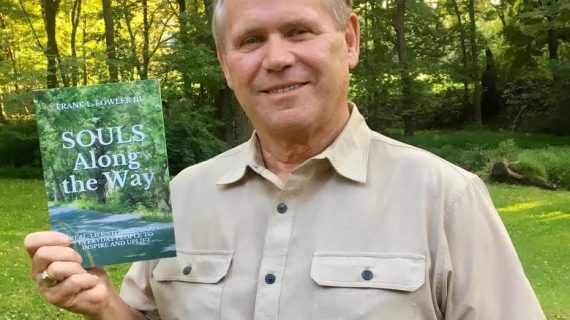 """Hackettstown Pastor Publishes Book """"Souls Along the Way"""""""