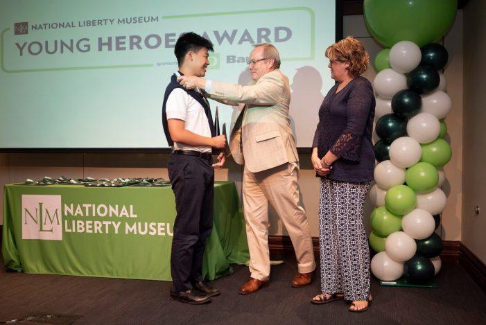 Millburn Resident Wins Award for Activism