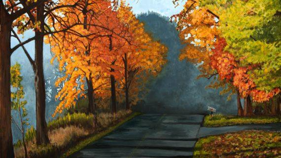 Mendham Artist Will Exhibit Paintings at Alhamra Gallery & Art Center in Bernardsville on October 5