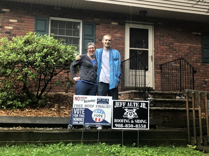 KWASNIK FAMILY NAMED WINNER IN ALTE ROOFING'S NO ROOF LEFT BEHIND 5th FREE ROOF GIVEAWAY