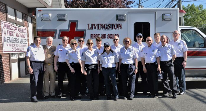 Livingston First Aid Squad Needs Donations Now