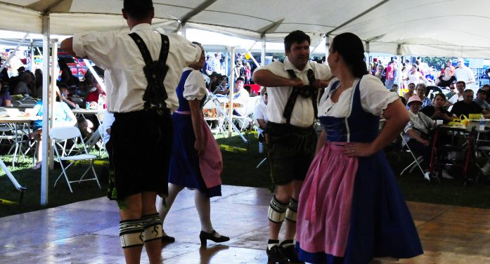 The Chester Lions Club will present their annual Oktoberfest