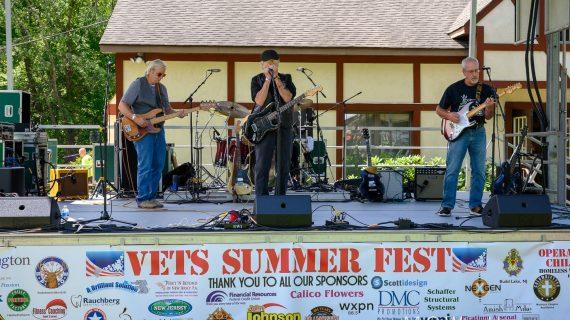 Vets Summer Fest Draws Throngs