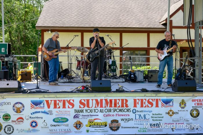 Vets Summer Fest Draws Throngs