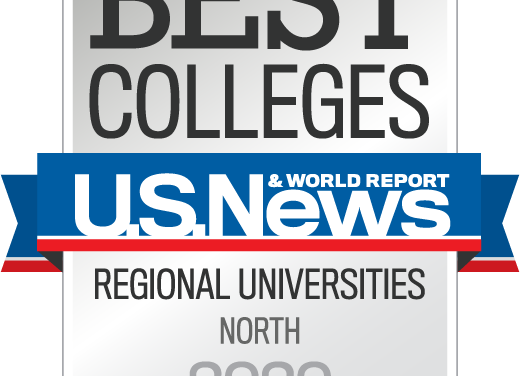 Caldwell University Ranked NJ's Best-Value School for Regional Universities by U.S. News & World Report