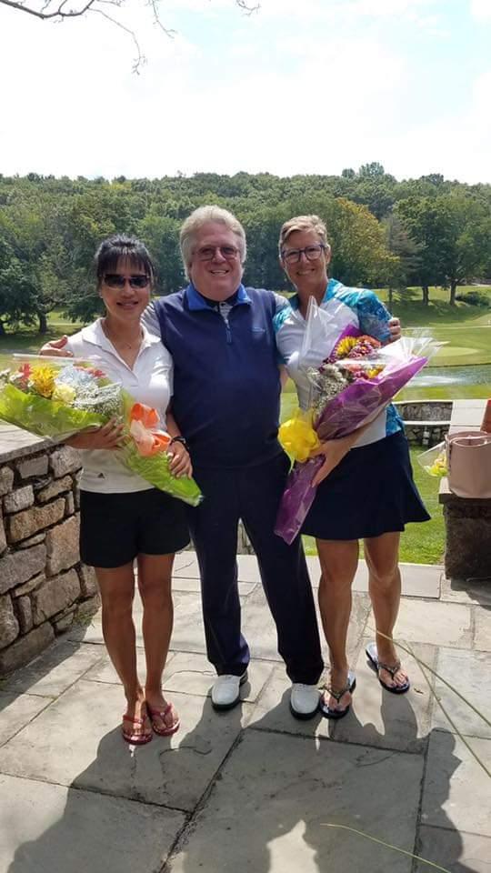Jannie Pelcher no longer a bridesmaid on the golf course