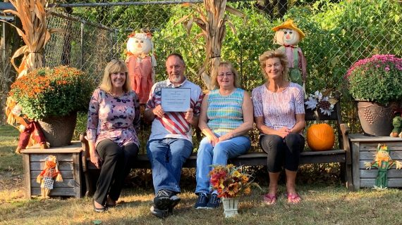 Suburban Woman's Club Announces October Yard of the Month
