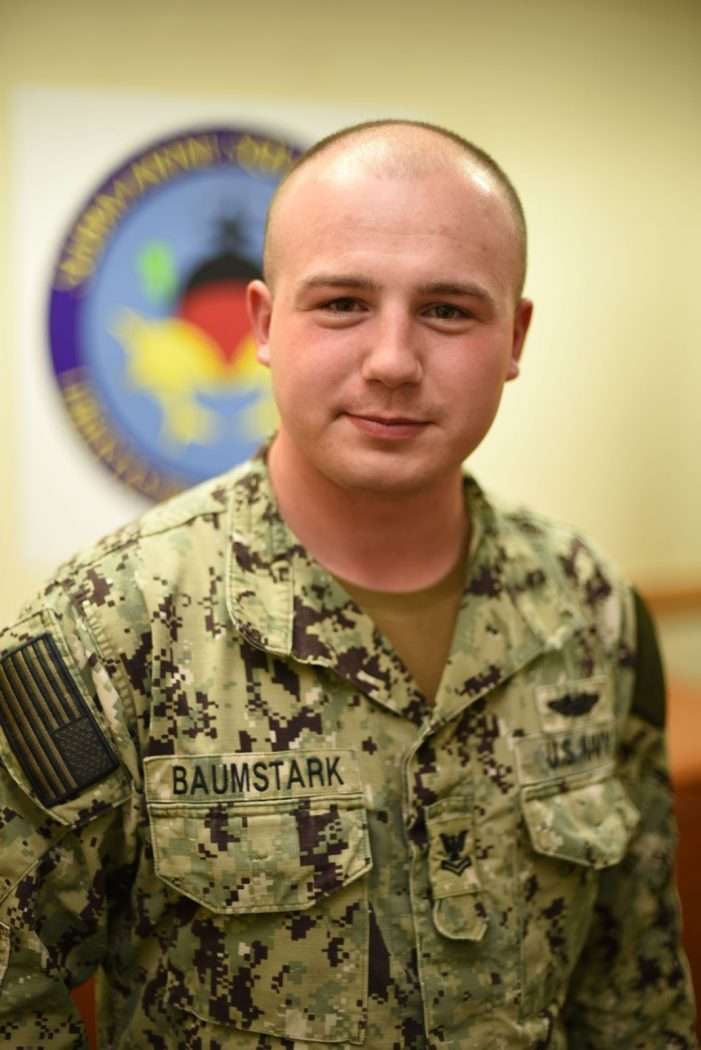 "In the Land of the Chamorros, Peapack Native Serves with the U.S. Navy's ""Silent Service"" Half a World Away in Guam"