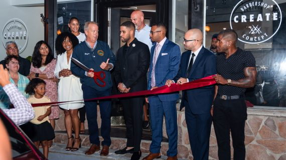 Create Barber Shop Officially Opens Doors