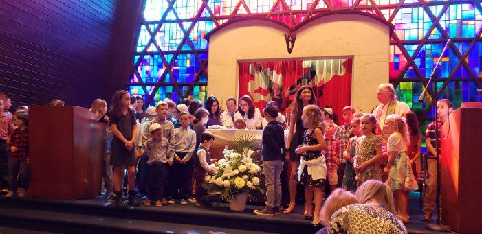 Family Rosh Hashanah Service