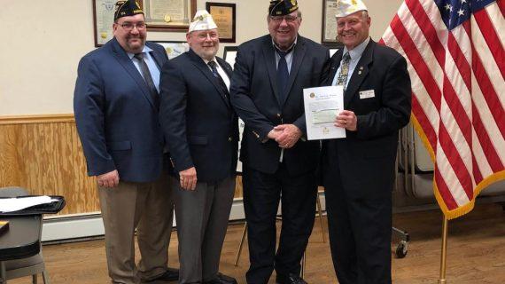 "Anthony Wayne American Legion Post 174: A ""Family"" Who Serves"