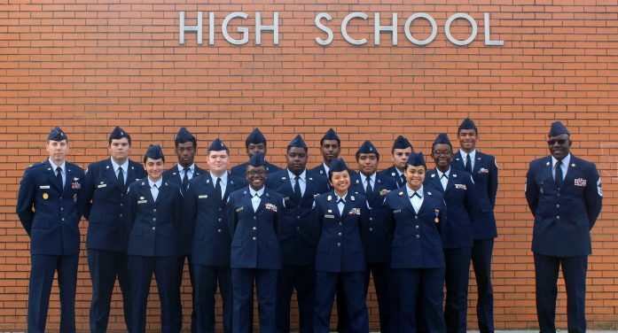 West Orange High School JROTC Raises Impressive $21K Towards Programming