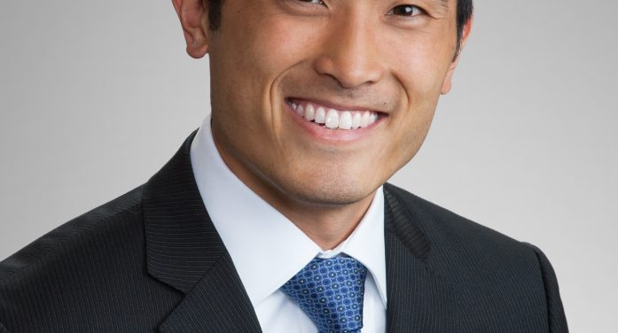 Austin Ozawa of Short Hills Presented Cornerstone Award for Pro Bono Legal Work
