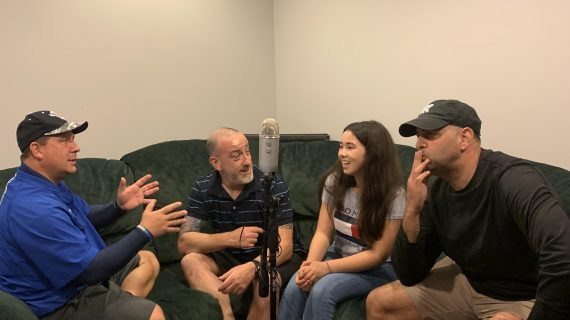 """West Orange Dads take """"Mr. Mom"""" to the Next Level with Bad to the Dad Podcast"""