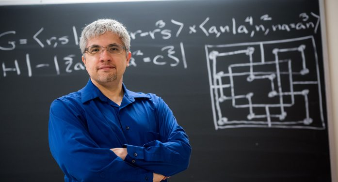William Paterson University Math Professor Publishes Book of Puzzles