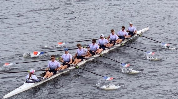 Row New Jersey Attends the 55th Head of the Charles Regatta