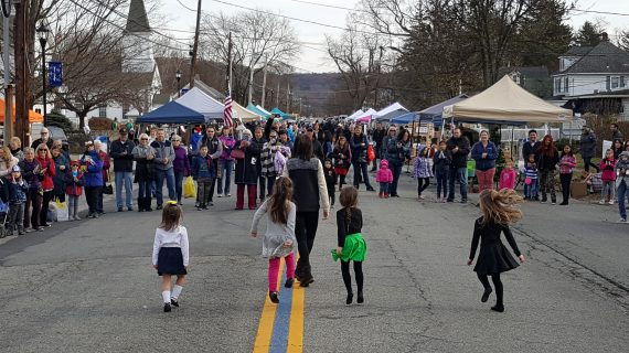 Roxbury's 5th Annual Home for the Holidays Annual Street Festival Celebrates History and Tradition