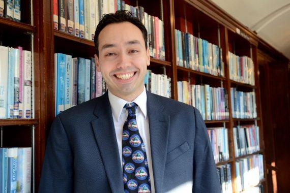 William Paterson University's Nick Hirshon Receives Adviser Award