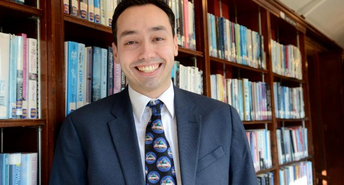 William Paterson University's Nick Hirshon Receives Adviser Award