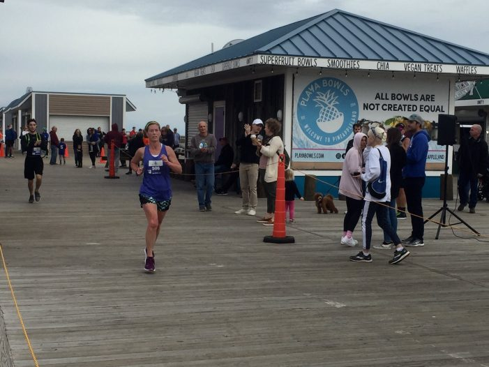 Livingston Middle School Principal Takes First at Seaside Park Half Marathon