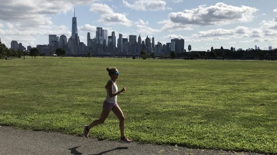 Randolph Woman Continues Running Success in Extreme Conditions