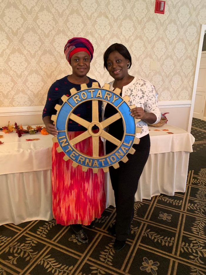 Hackettstown Rotary Changing Lives in Ghana
