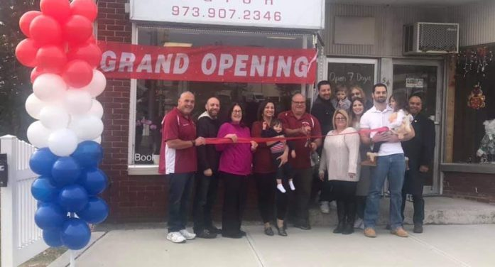 Today's Beauty Salon's Grand Opening in Pompton Lakes