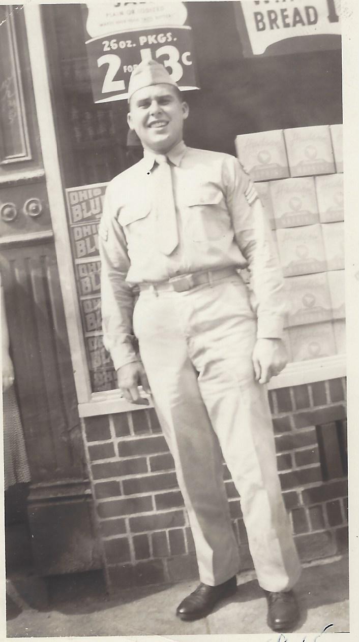 John MIka, Uniform #1