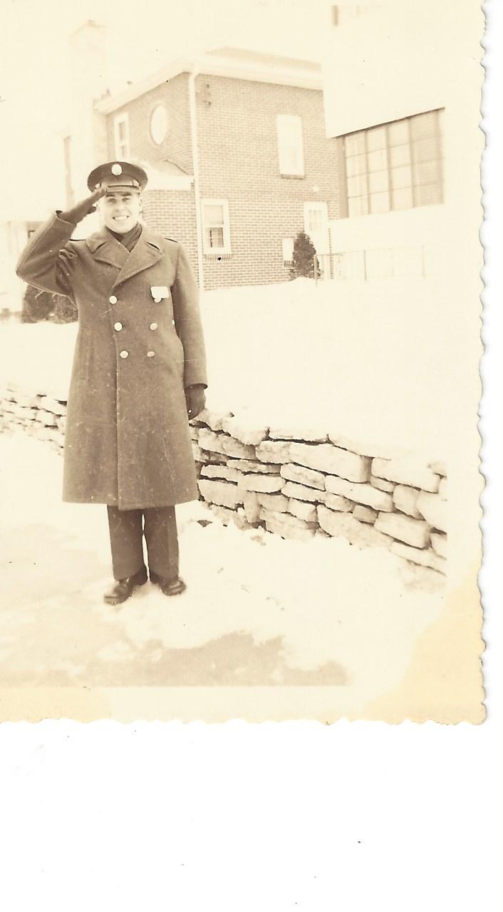 John Mika, Uniform #2