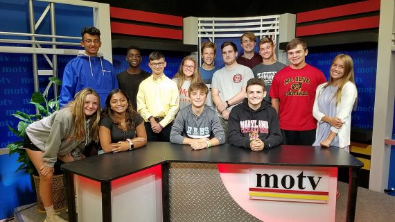 ON THE AIR with Marauder Madness (TV3)