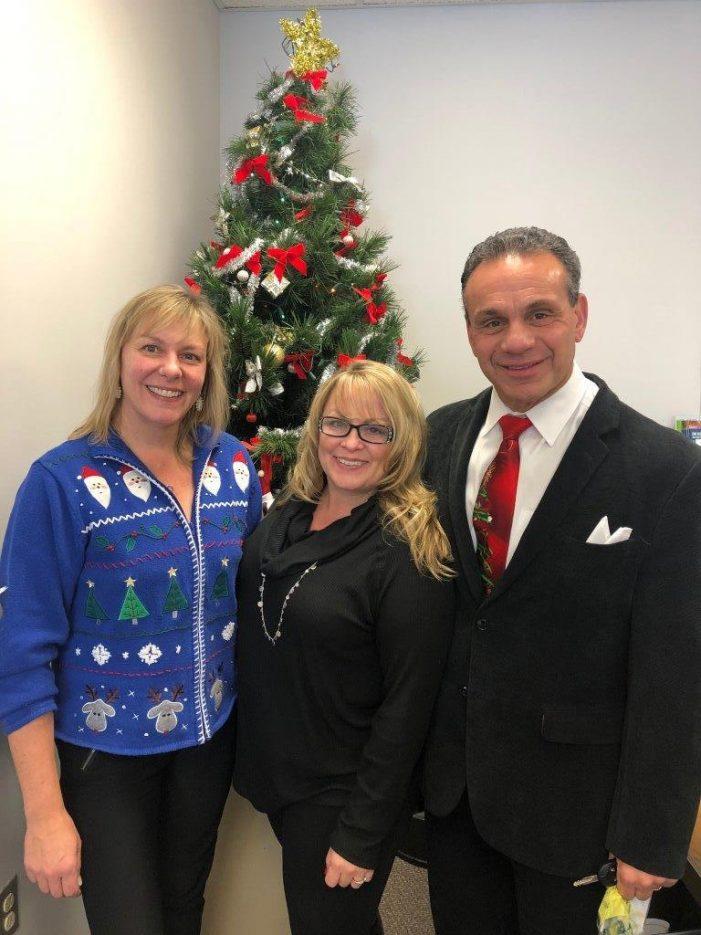 Budd Lake Chapel Donates Gift Cards to Needy