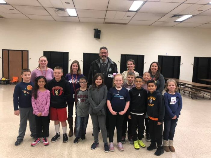 Mountain View Third Graders Learn Government from Mayor Greenbaum