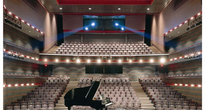 Music With Friends to Launch in New Jersey at NJPAC:  Private Concert Experiences Offer Philanthropic Component