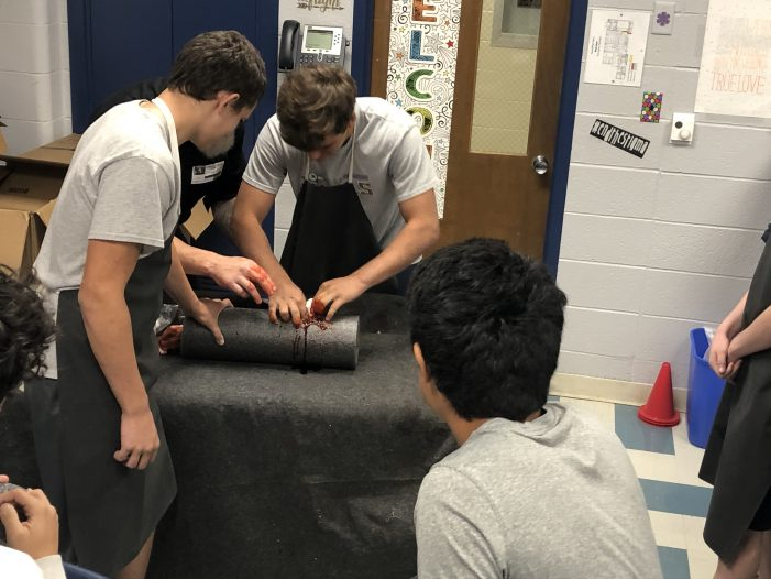Roxbury HS becomes first certified district in NJ for Stop the Bleed