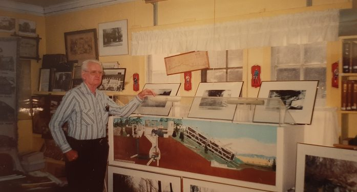 I Remember Dad: Dad's Love for the Old Morris Canal