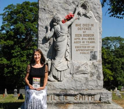 Hackettstown Author Took Gutsy Trail to Success