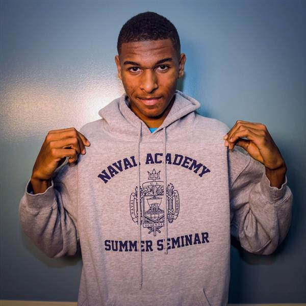 West Orange High School Senior Elijah Millington Accepted to US Naval Academy