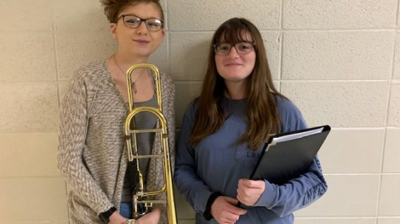 Hopatcong High Musicians Selected for Region Honors Band and Choir