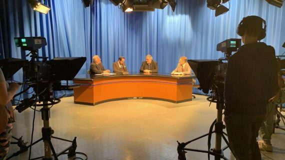 LTV's Clergy Corner Educates About Current Issues and Builds Relationships