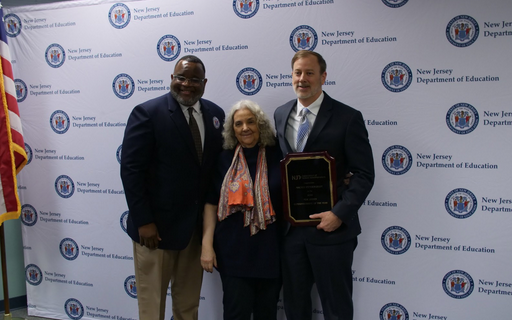 MACKEY PENDERGRAST, MENDHAM RESIDENT AND SUPERINTENDENT OF THE MORRIS SCHOOL DISTRICT, NAMED SUPERINTENDENT OF THE YEAR FOR THE STATE OF NEW JERSEY