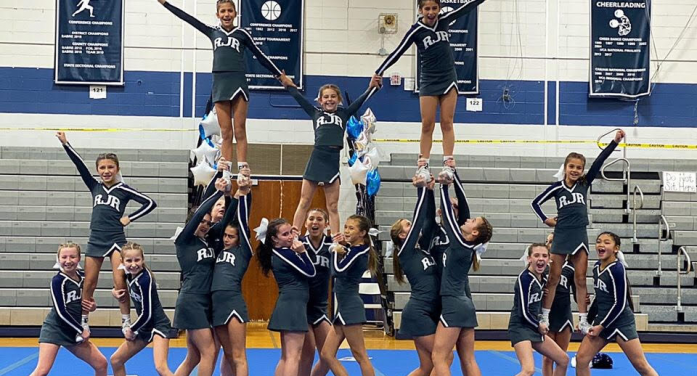 Randolph Cheerleaders Take Nationals by Storm