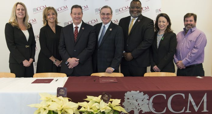 CCM and Randolph to Offer High School Students College Courses Students Can Earn College Credit at Their High School