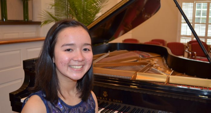 Chester Teen Playing Piano with Passion and Proficiency Earns Big Honors