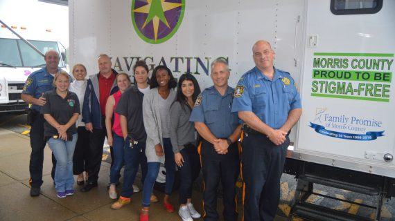 NAVIGATING HOPE COMPLETES 100TH STOP BRINGS MOBILE SOCIAL SERVICES ACROSS MORRIS COUNTY